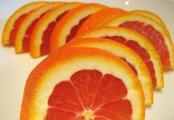 arance spicchi