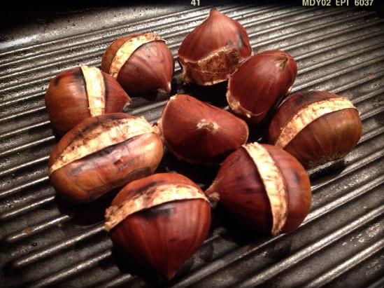 Castagne - Chestnut